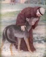 Animal Communication St. Francis and the Wolf of Gubbio