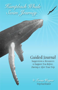 Guided Journal for use on Whale and Dolphin Journeys